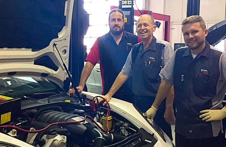 Nissan Service in Greensboro, NC