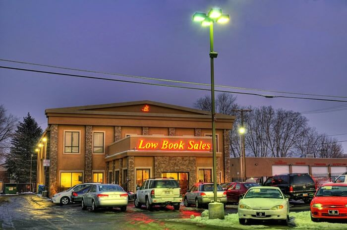 Low Book Sales Salt Lake City Dealership