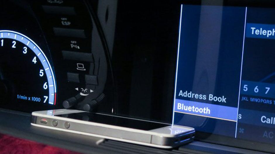 Mercedes-Benz Connect Bluetooth at Mercedes-Benz of Wilsonville