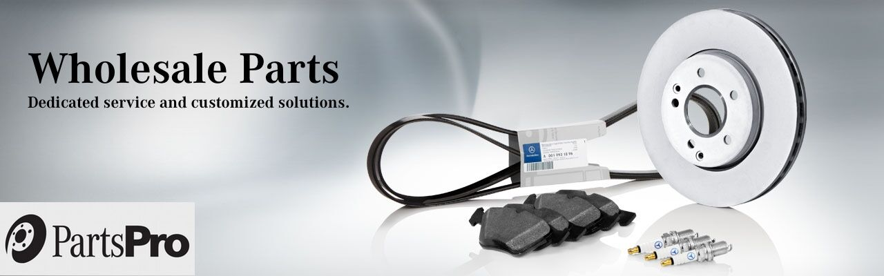 PartsPro Wholesale Parts Available from Mercedes-Benz of Wilsonville