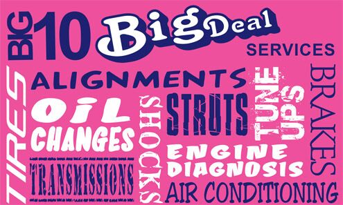 Big 10 Services