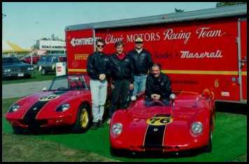 Continental Motors Racing Team