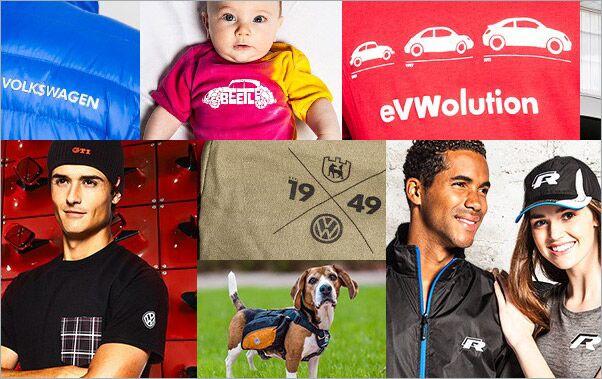 New Volkswagen Merchandise in Elgin
