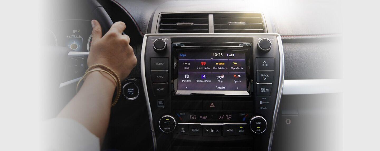 Toyota Entune® App Suite