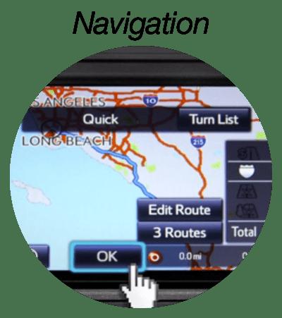 Toyota Entune Navigation Map Update