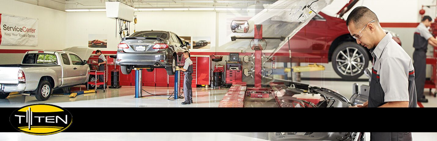 Toyota T-Ten Program for Youth Automotive Training