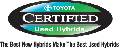 Toyota Certified Used Hybrids