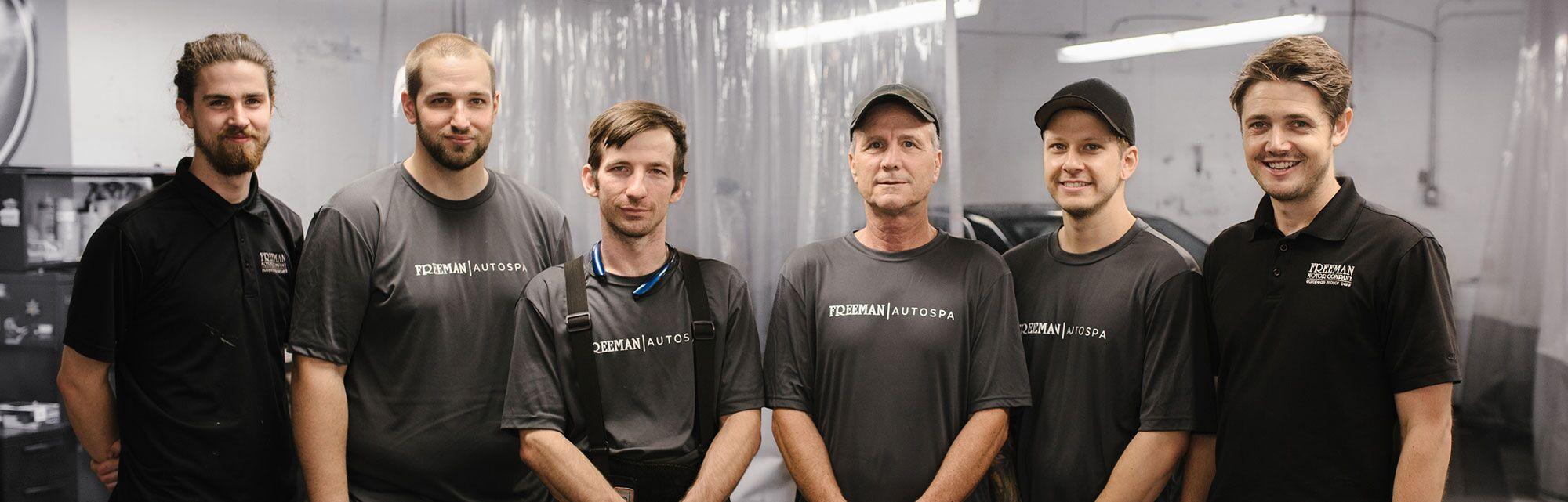 Autospa Team