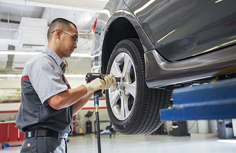Service Your Toyota at Downeast Toyota
