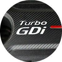 2016 Optima Turbo Engine