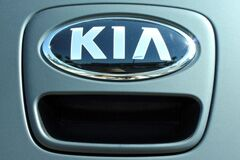 Kia Soul Flat Black Wrap Closeup