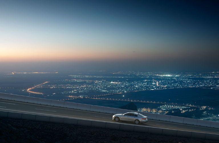 2016 Jaguar XF Kansas City highway mileage
