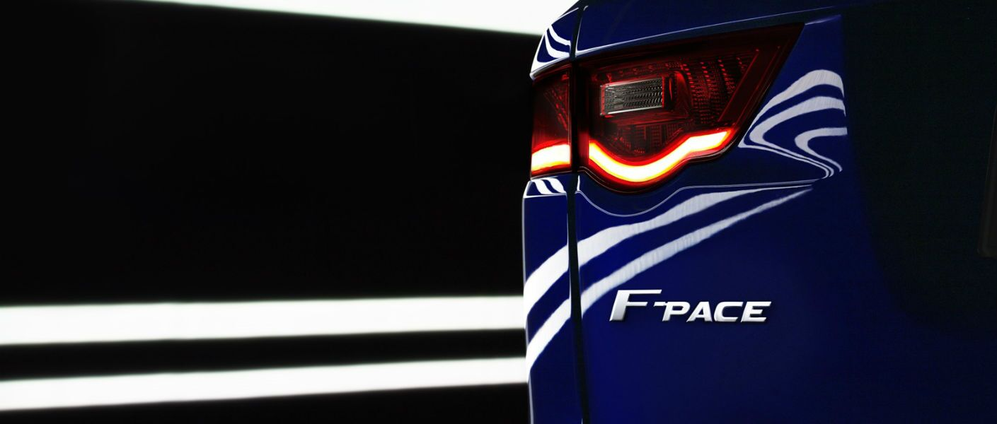2017 Jaguar F-PACE Reveal & Release Date