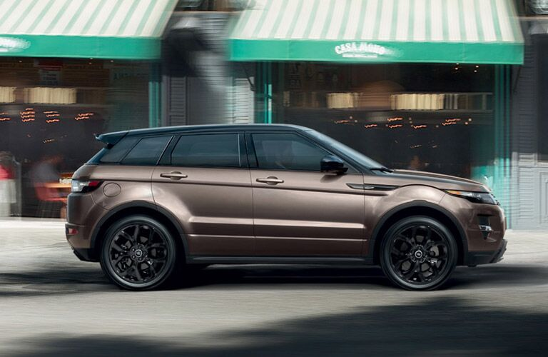 Range Rover Evoque vs BMW X3