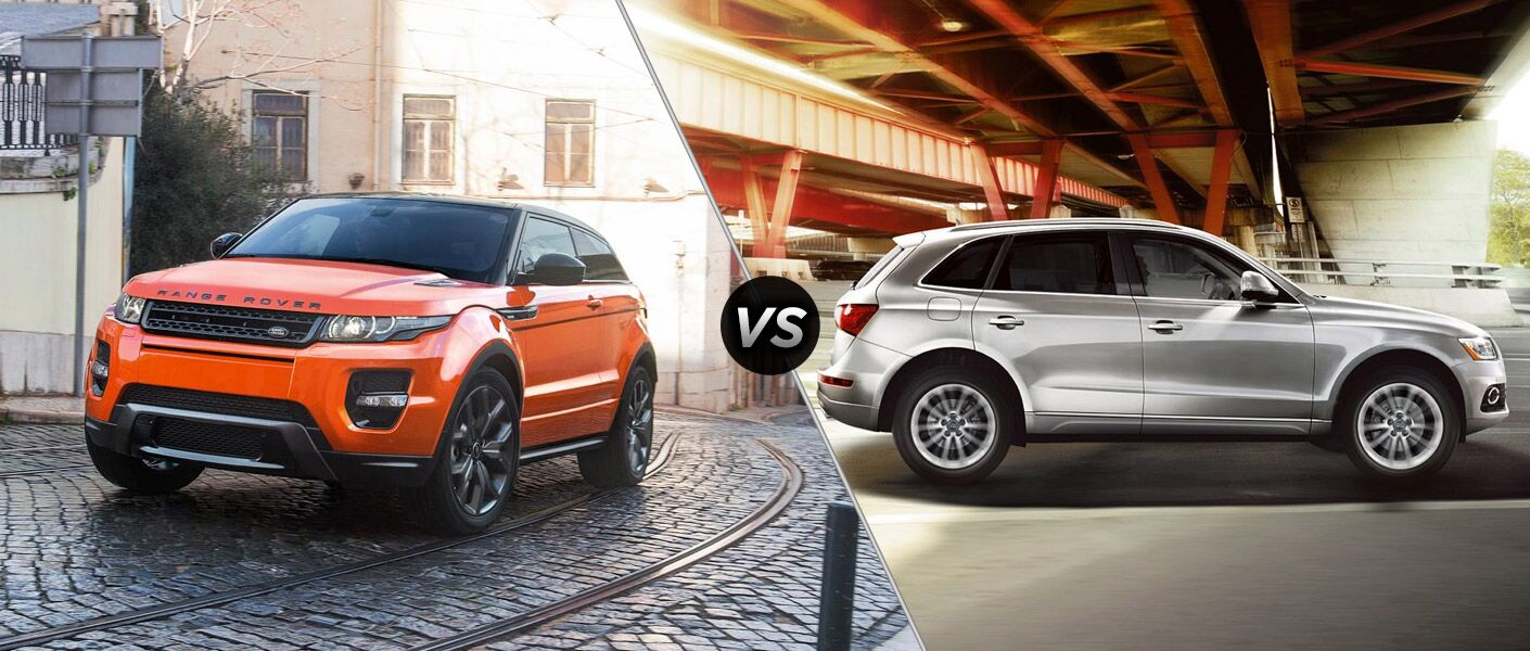 2015 range rover evoque vs 2015 audi q5. Black Bedroom Furniture Sets. Home Design Ideas