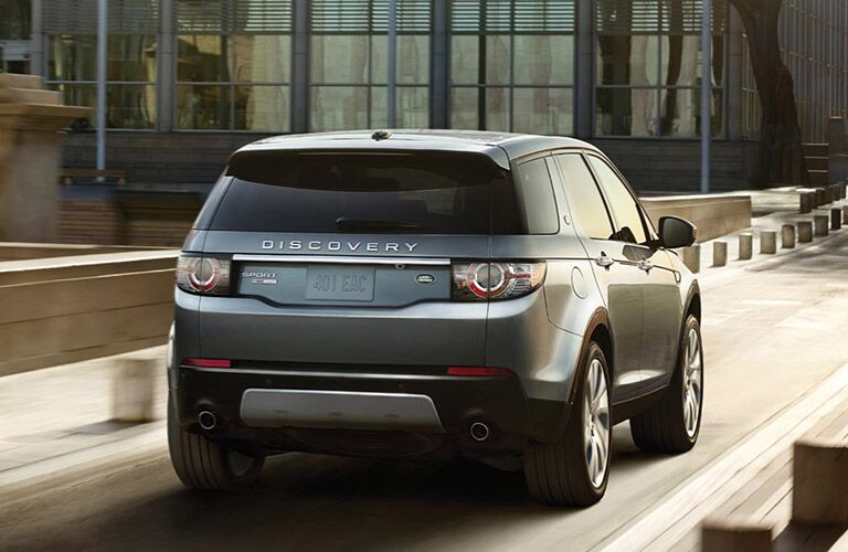 2016 Land Rover Discovery Sport Merriam KS trunk