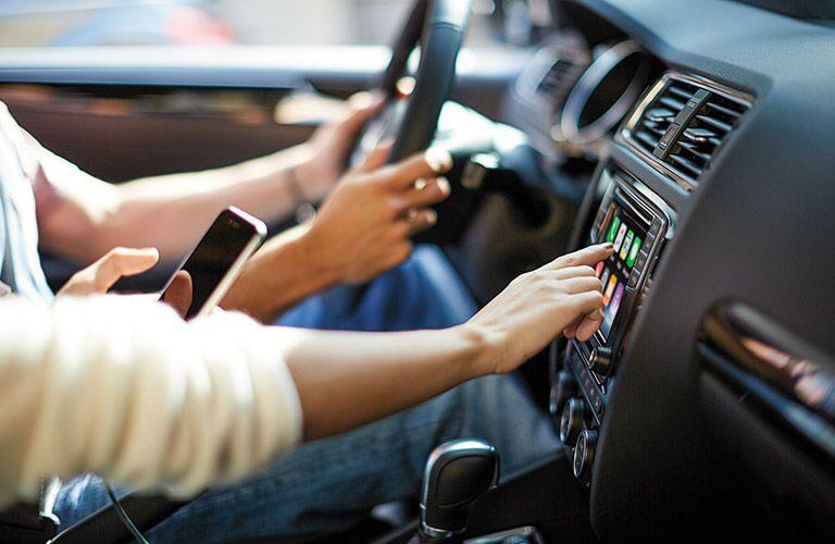 2016 Volkswagen Jetta Little Rock AR interior technology