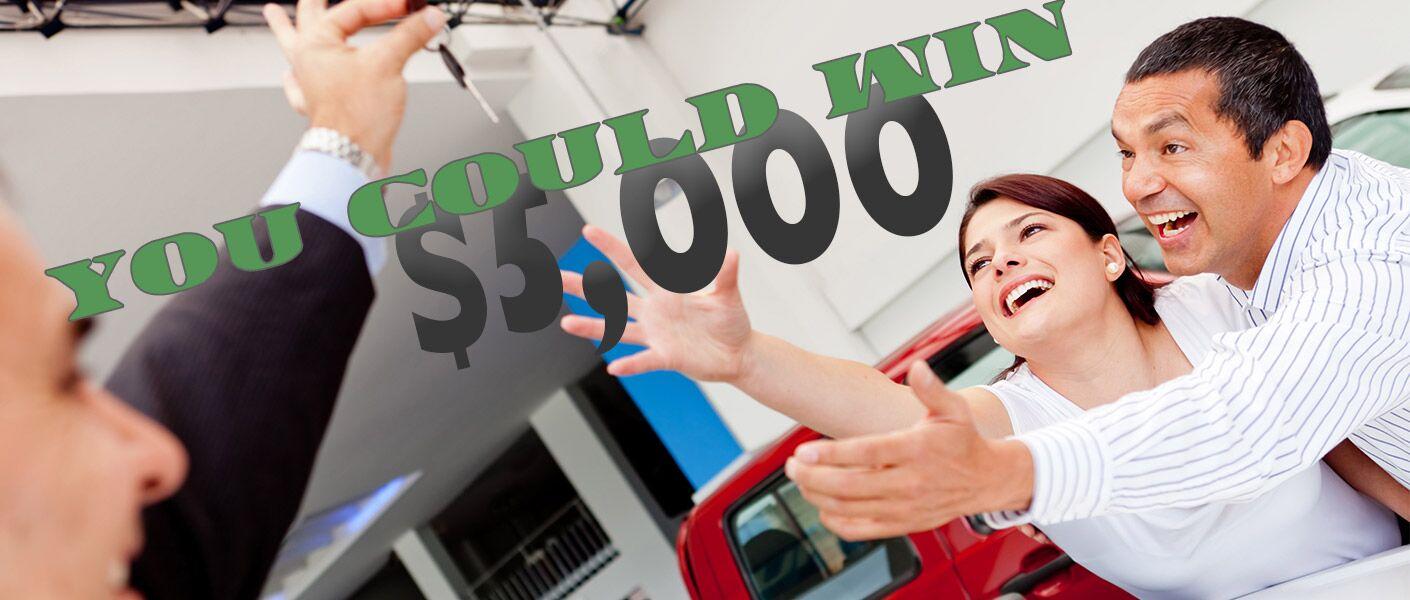 5000 Test Drive in Danville VA