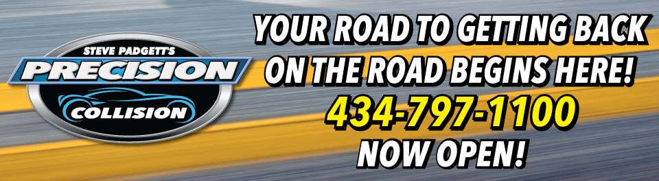 Your road to getting back on the road begins here! 434-797-110 Now open!