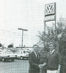 South Bay Volkswagen in the Community