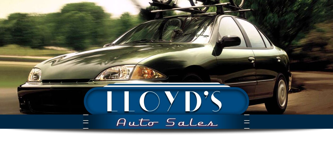 About Lloyd's Auto Sales