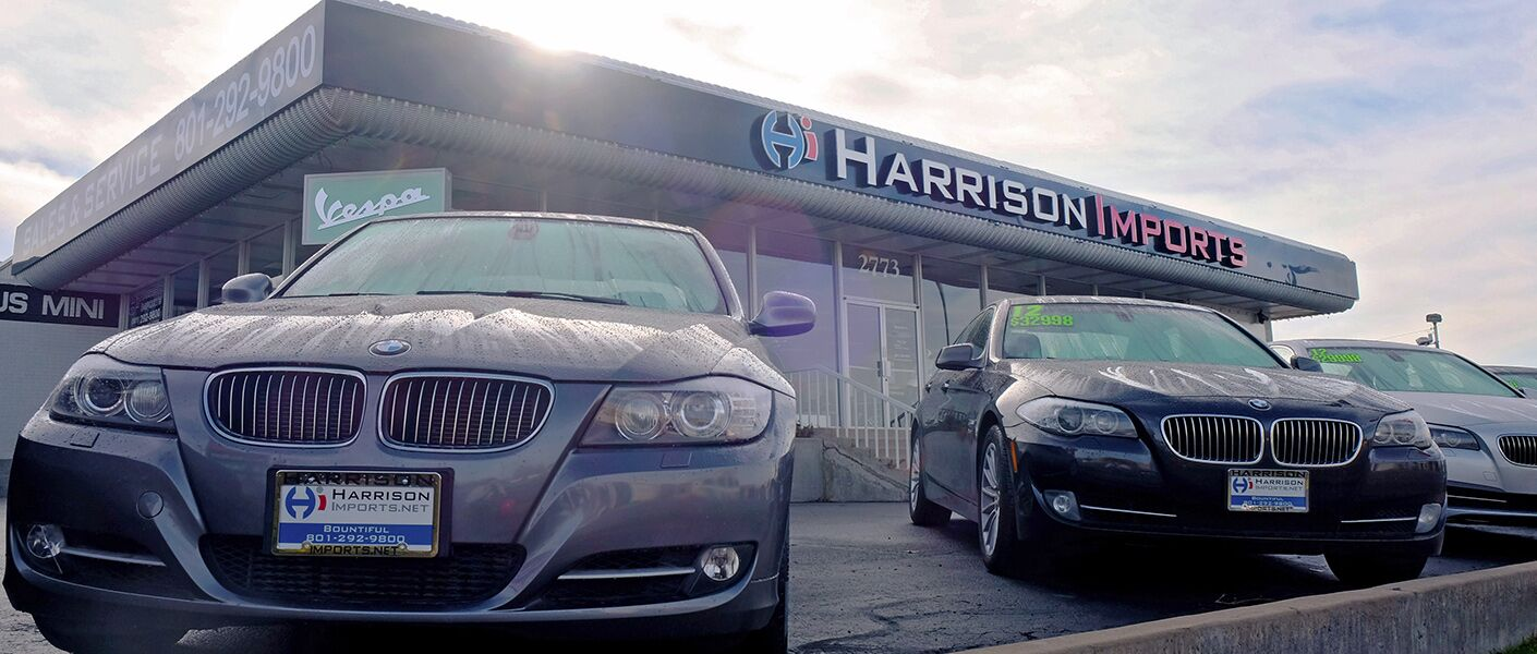 About Harrison Imports a Bountiful UT dealership