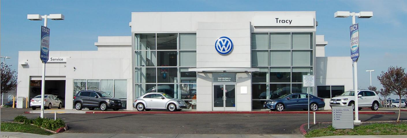 Tracy Volkswagen