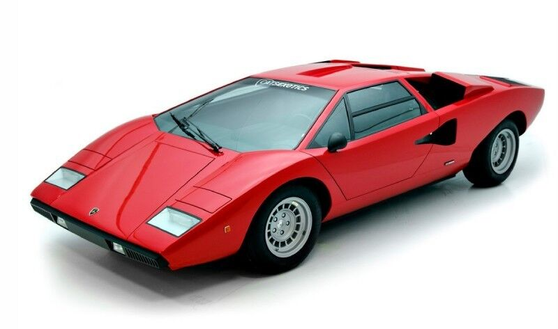 1976 Lamborghini Countach LP400 Periscopa