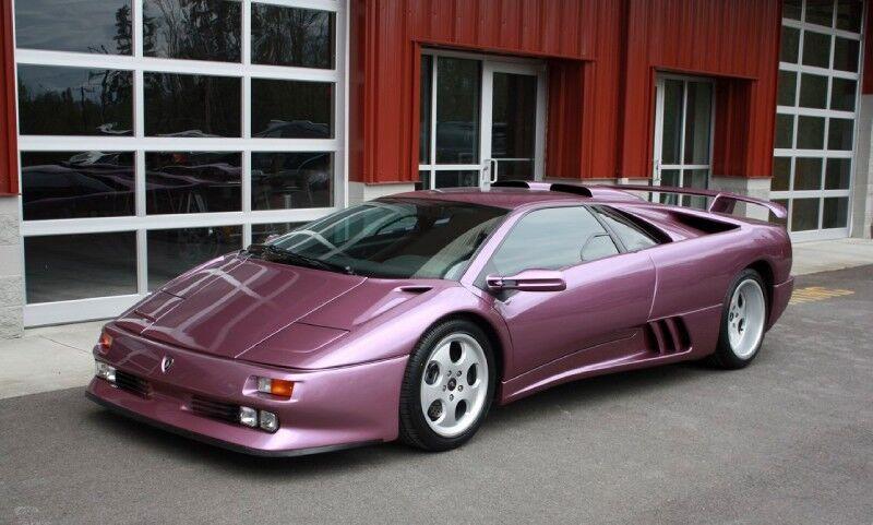 1994 Lamborghini Diablo SE30 #25 JOTA
