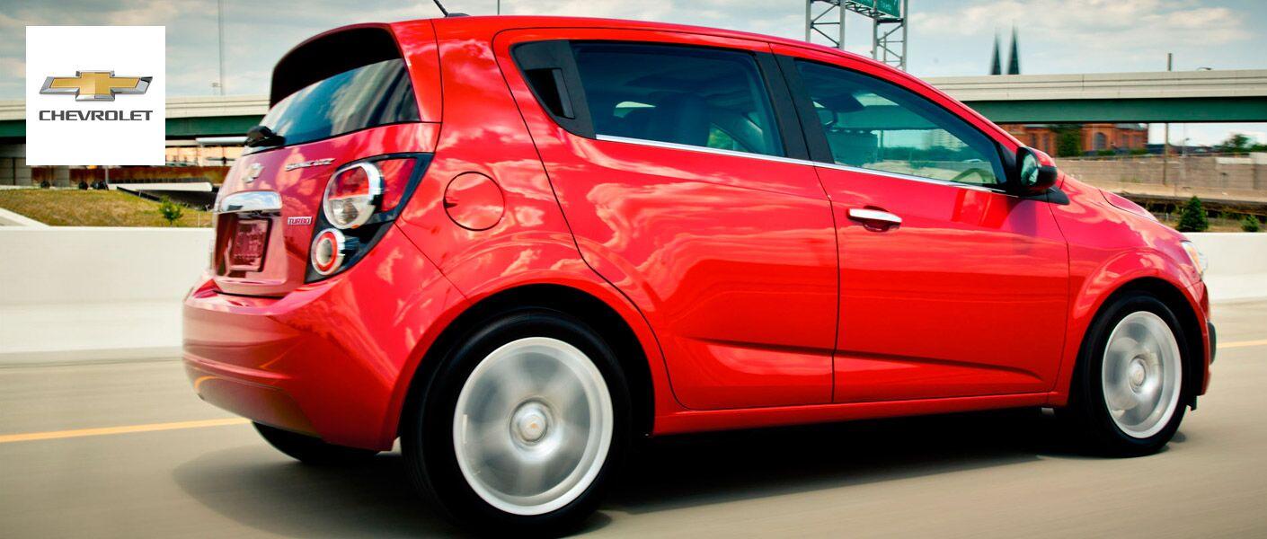 2015 Chevrolet Sonic In Waupun Wi