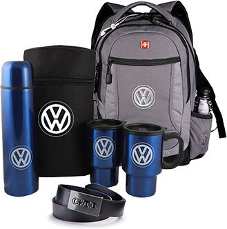 New Volkswagen Gear in Schaumburg