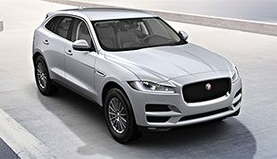 New Jaguar F-PACE Premium