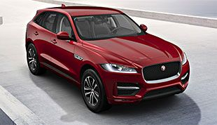 New Jaguar F-PACE R-Sport