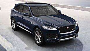 New Jaguar F-PACE S