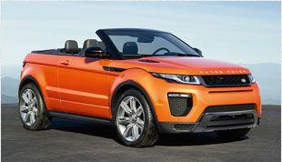 New Range Rover Evoque HSE