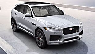 New Jaguar F-PACE First Edition