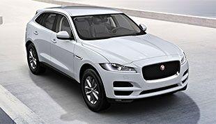 New Jaguar F-PACE Prestige