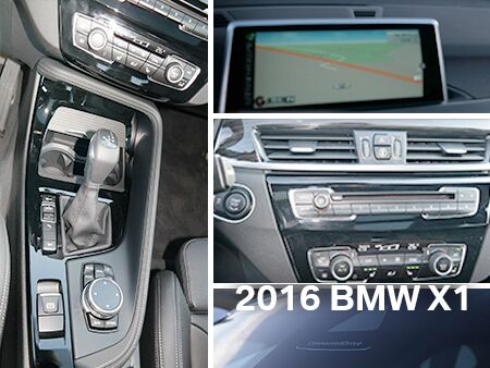 2016_BMW_X1_Interior_Design