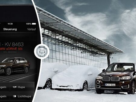 CONNECTED_DRIVE_Control_your_car_from_your_phone