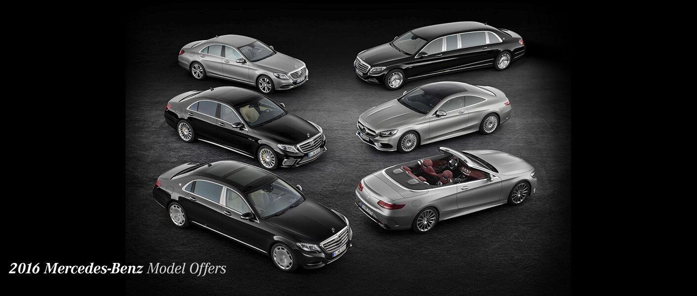 2016 Mercedes Benz Model Specials Kansas City Mo