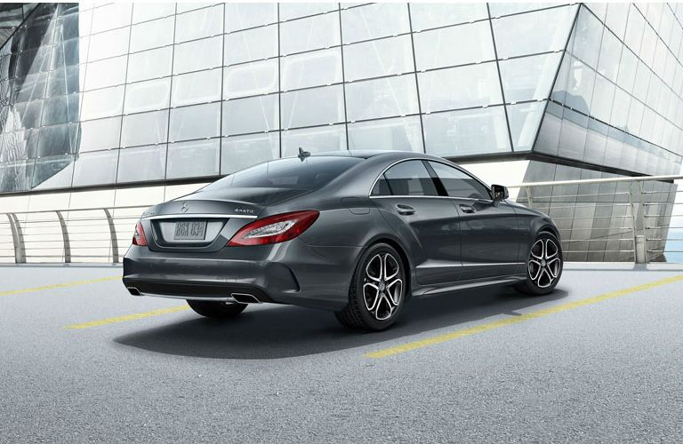 2016 mercedes benz cls kansas city mo rear. Cars Review. Best American Auto & Cars Review