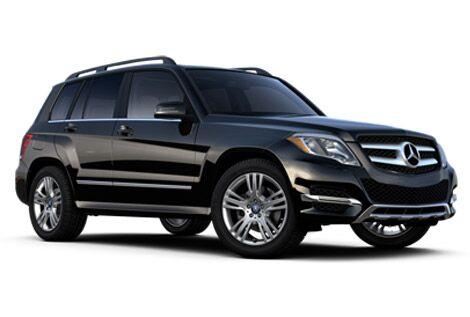 New mercedes-Benz GLK-Class