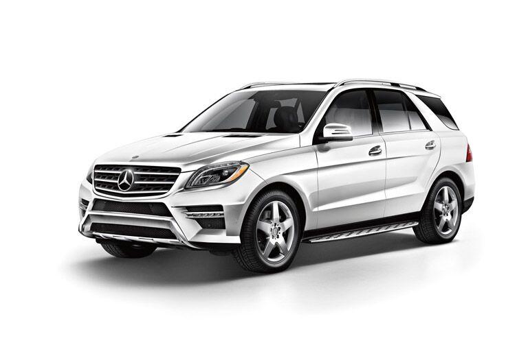 2014 mercedes benz ml350 chicago il for Mercedes benz north ave chicago