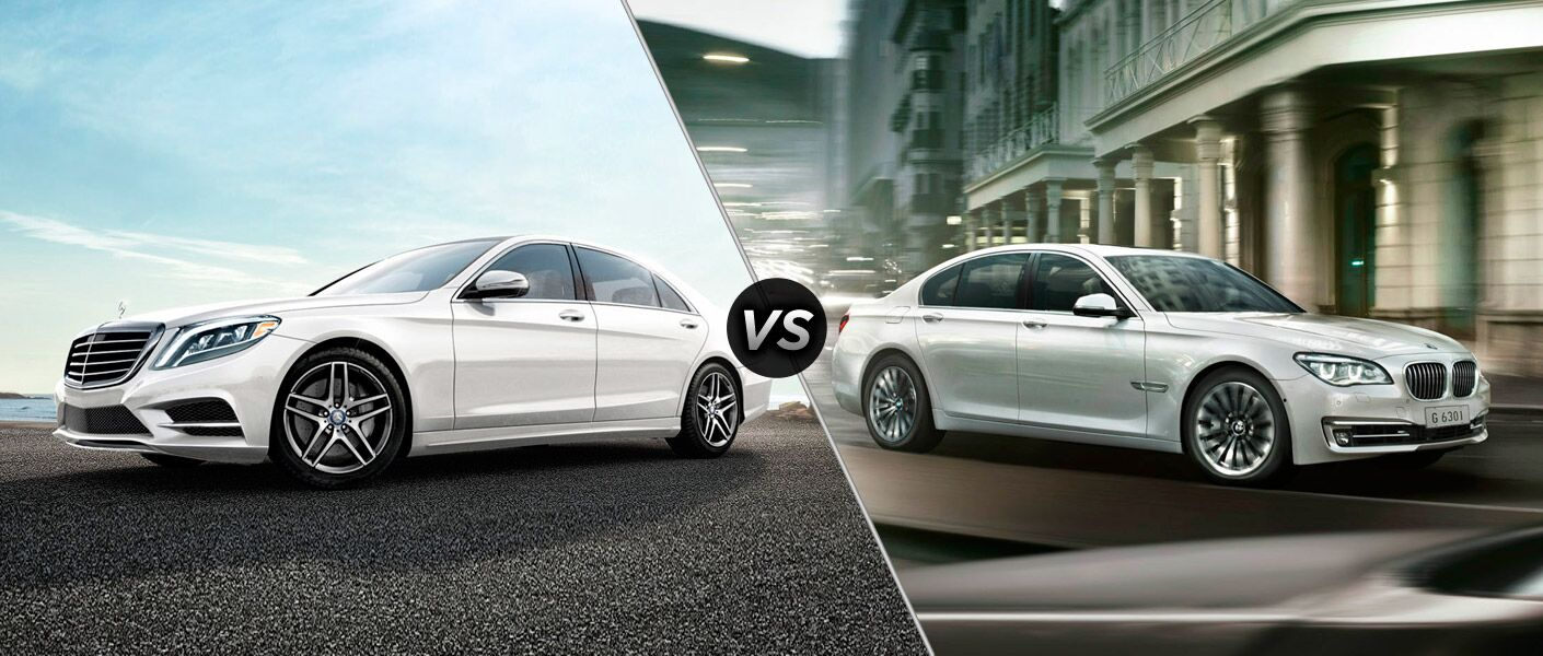 2014 mercedes benz s class vs bmw 7 series