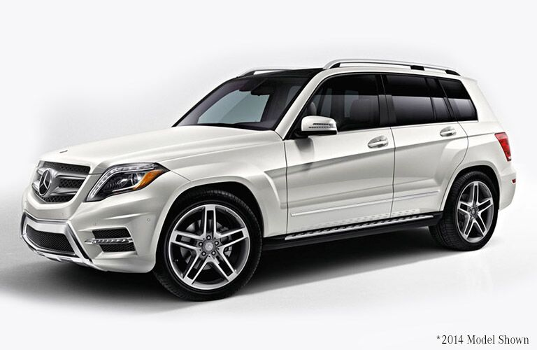 2015 mercedes benz glk350 chicago il for How much is service c for mercedes benz