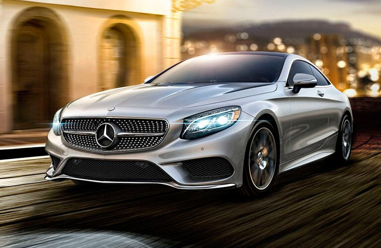 2015 mercedes benz s class coupe chicago il for Mercedes benz north ave chicago