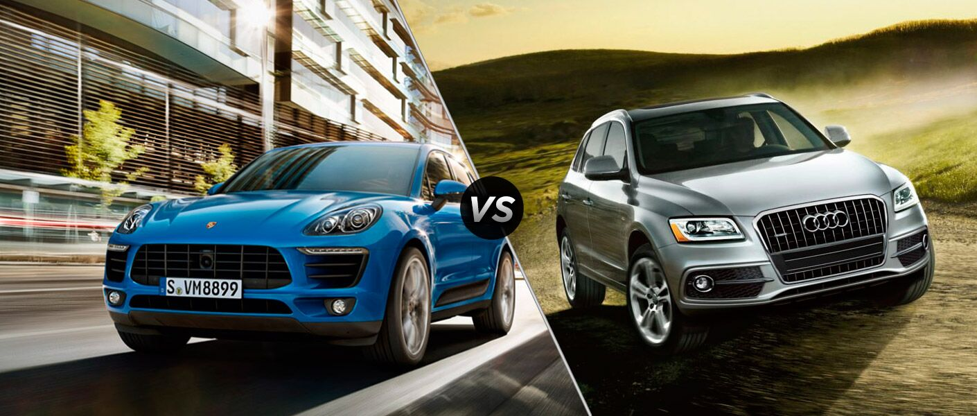 2015 porsche macan vs audi q5. Black Bedroom Furniture Sets. Home Design Ideas