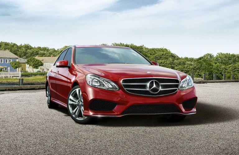2016 Mercedes Benz E350 Vs E400