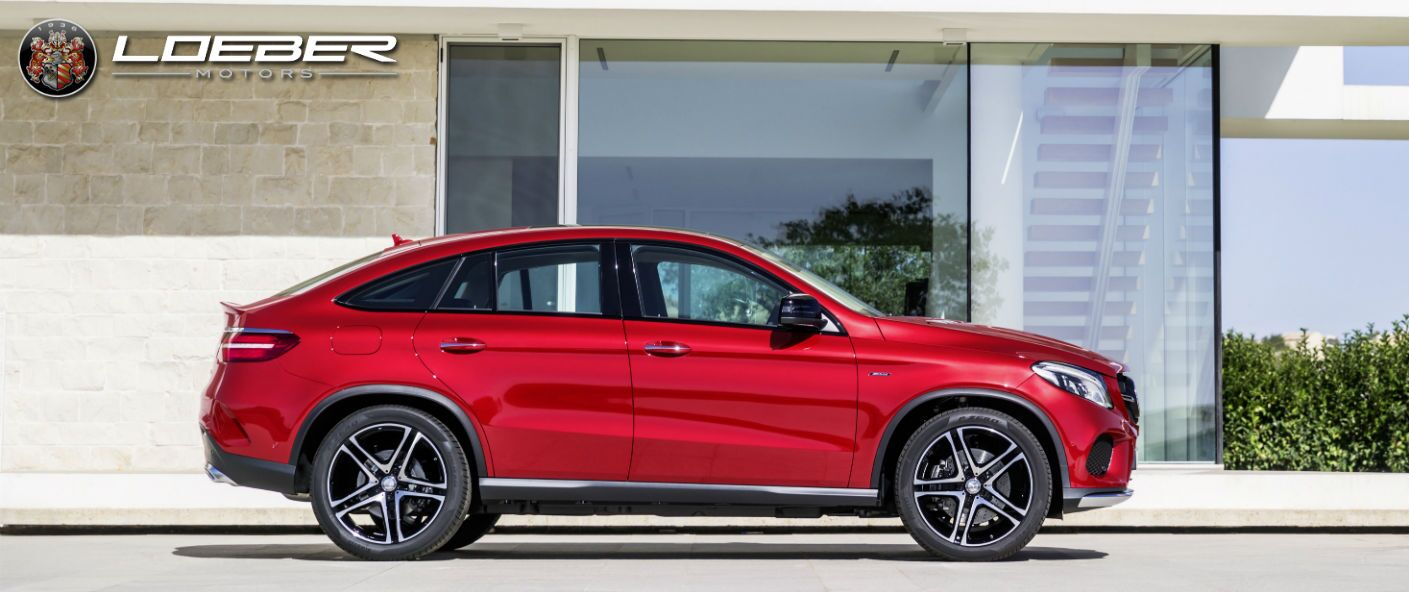 2016 mercedes benz gle coupe chicago il for Mercedes benz gle coupe lease