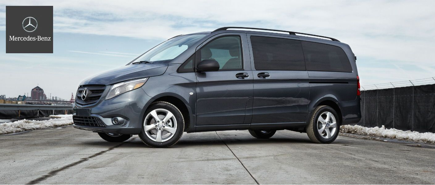 2016 mercedes benz metris van chicago il for Mercedes benz chicago service